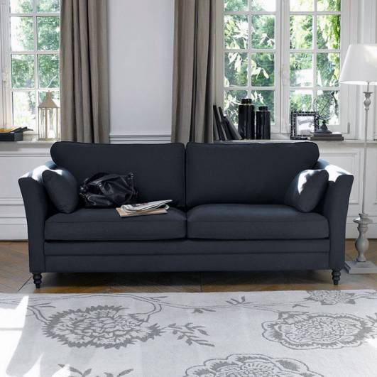 If Your Walls Are Light Magnolia I Would Opt For A Dove Gray Kind Of Colour Like This One
